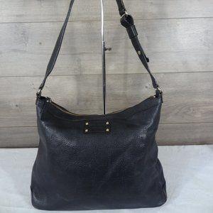 Kate Spade Black Leather Shoulder Bag Handbag
